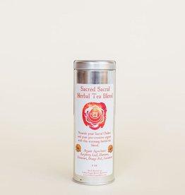 Sacred Sacral Chakra Tea Tin