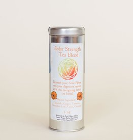 Solar Strength Chakra Tea tin