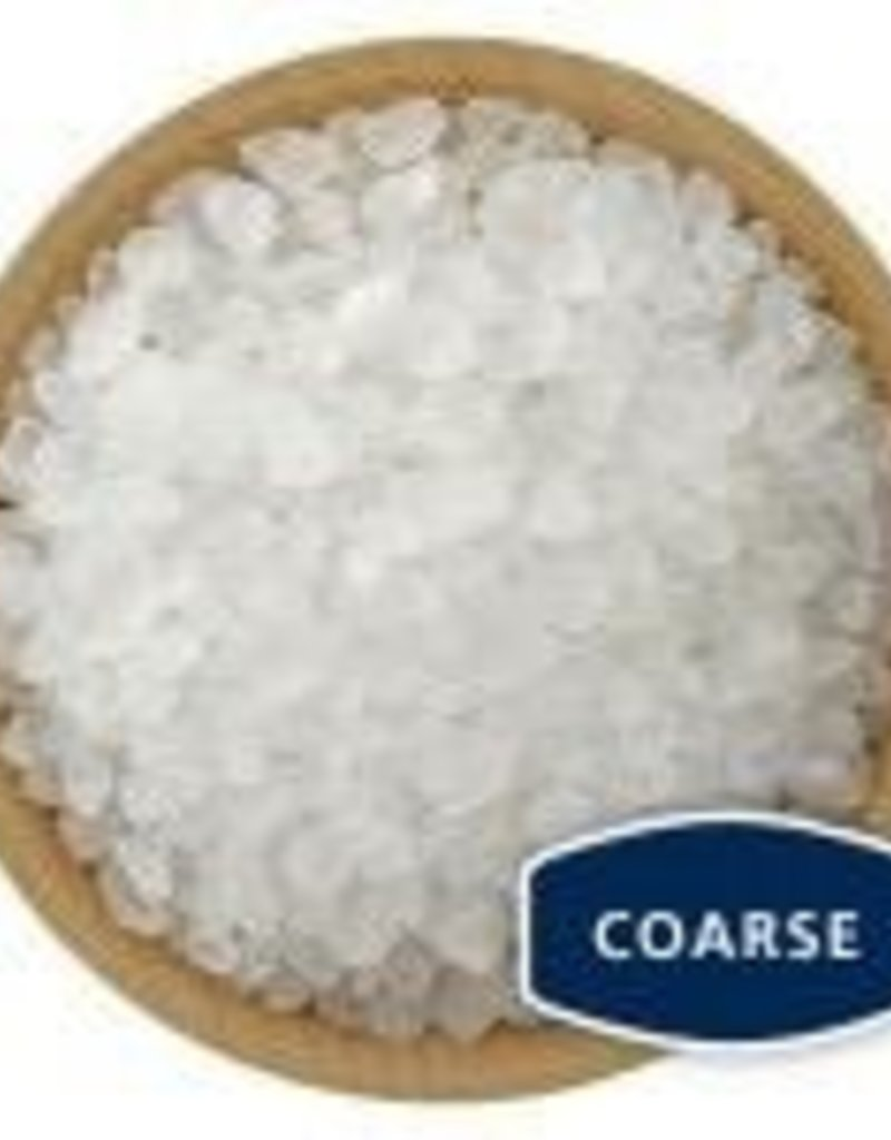Dead Sea Salt, coarse grain, bulk/oz