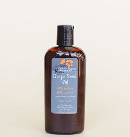 Grape Seed Oil, 4oz Bottle