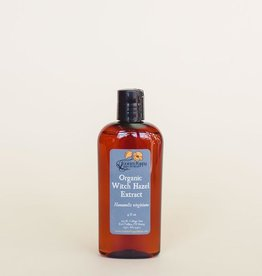 Witch Hazel, organic 4oz