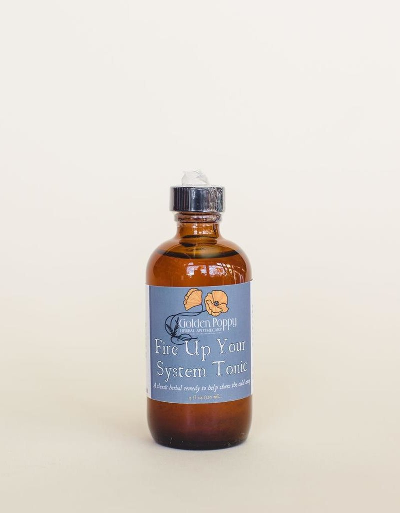 Fire Up Your System Tonic 4oz
