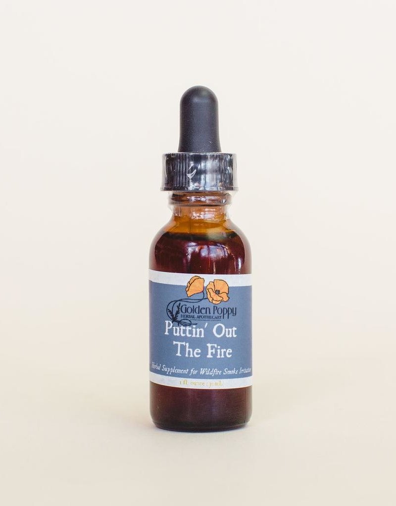 Puttin Out the Fire Tincture blend 1oz
