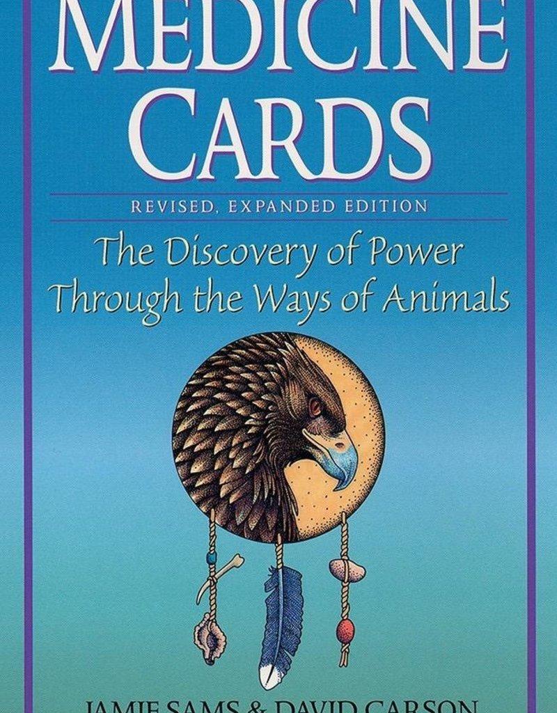Animal Medicine Cards & Guidebook