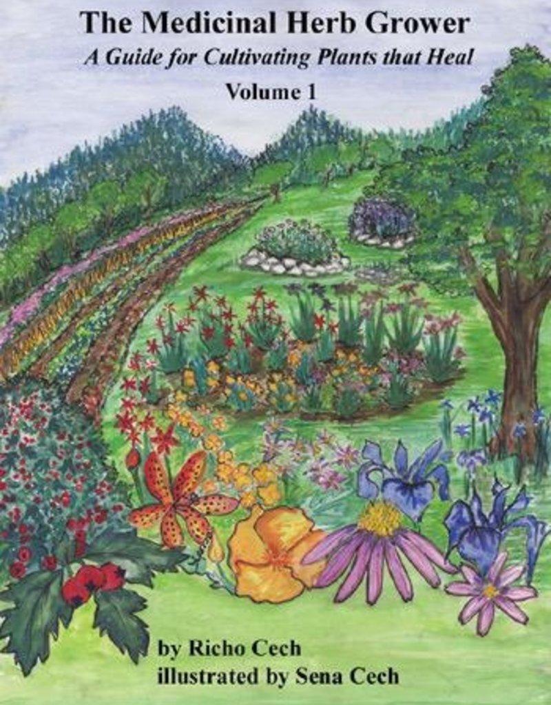 Medicinal Herb Grower - Richo Cech