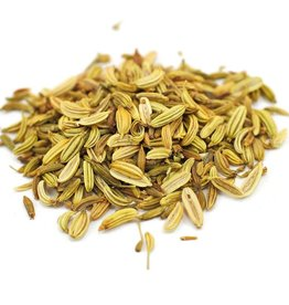 Fennel Seeds organic, bulk/oz