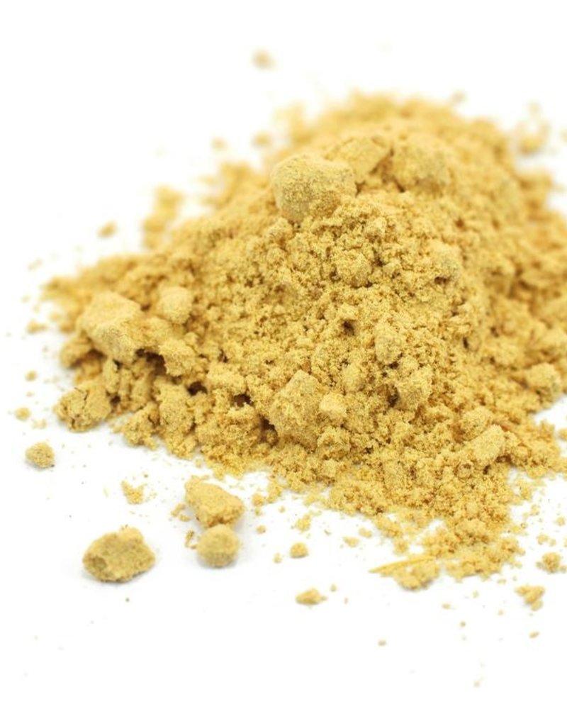 Ginger Root POWDER organic, bulk/oz