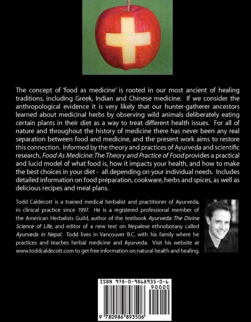 Food as Medicine - Todd Caldecott