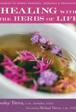 Healing with the Herbs of Life - Lesley Tierra