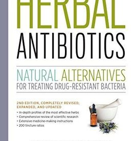Herbal Antibiotics - Stephen Buhner