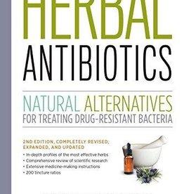 Herbal Antibiotics - Stephen Buhner