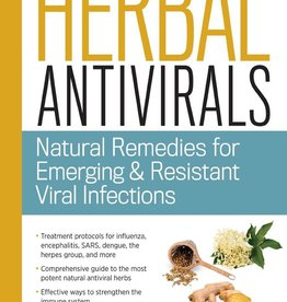Herbal Antivirals - Stephen Harrod Buhner