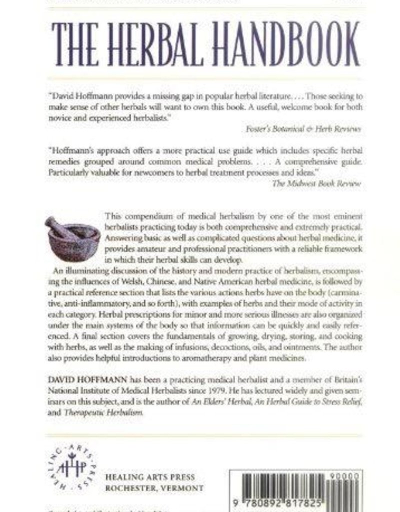 Herbal Handbook - David Hoffmann