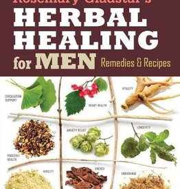Herbal Healing for Men - Rosemary Gladstar