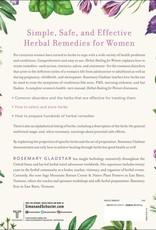 Herbal Healing for Women - Rosemary Gladstar