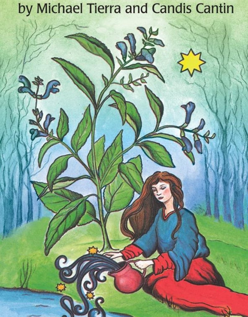 Herbal Tarot Deck - Michael Tierra