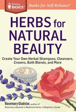 Herbs for Natural Beauty- Rosemary Gladstar