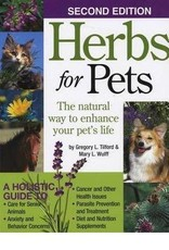 Herbs for Pets - Gregory Tilford