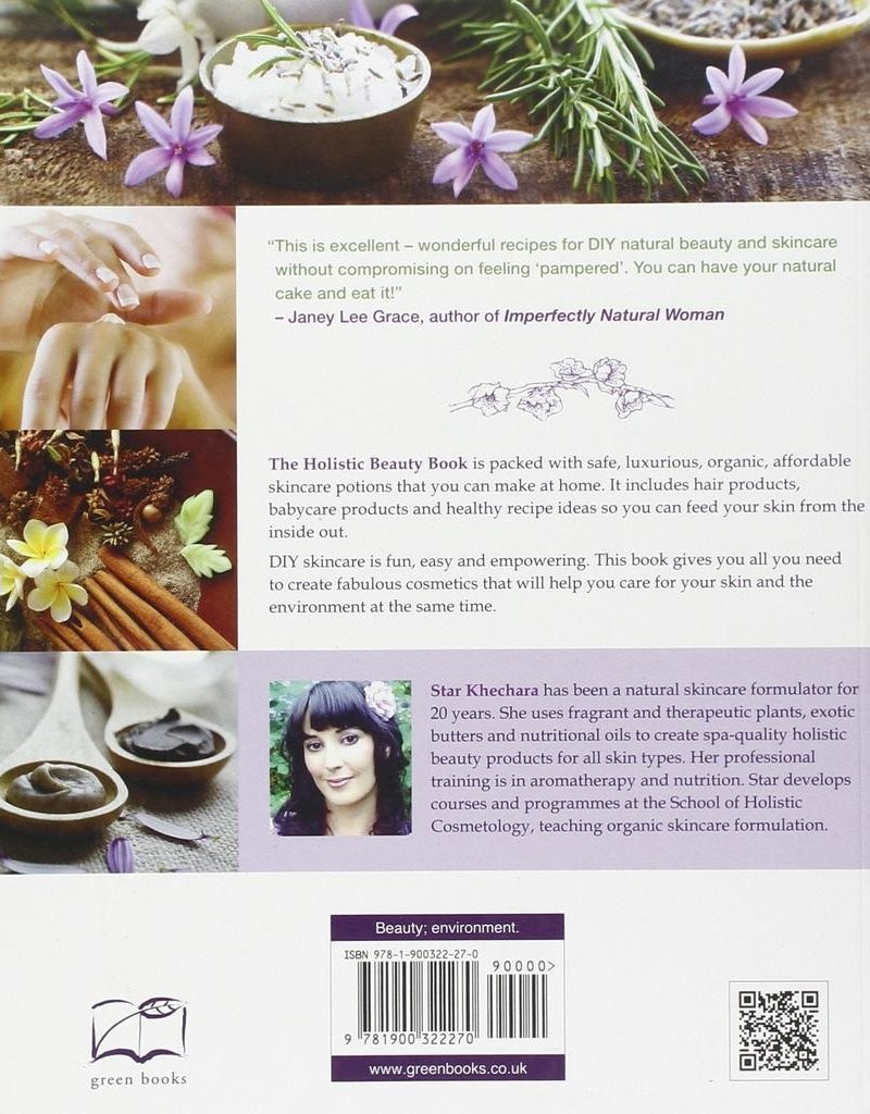 Holistic Beauty Book - Star Khechara