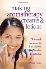 Making Aromatherapy Creams & Lotions - Donna Maria