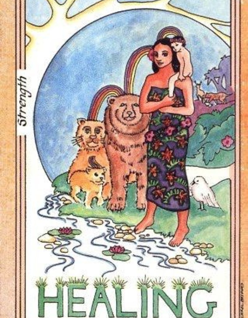 Medicine Woman Tarot Deck