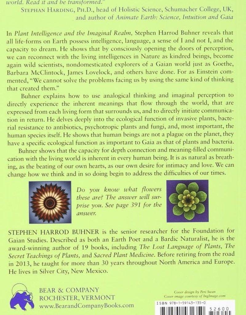 Plant Intelligence & the Imaginal Realm - Stephen Buhner