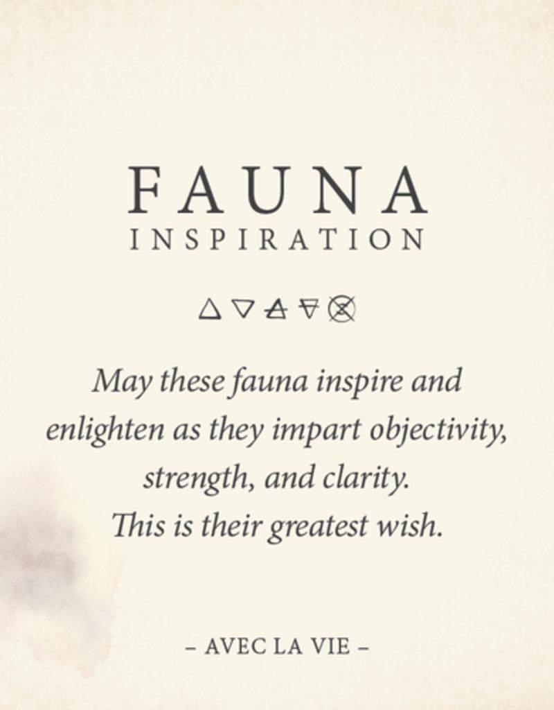 Fauna Inspiration Deck - Avec La Vie