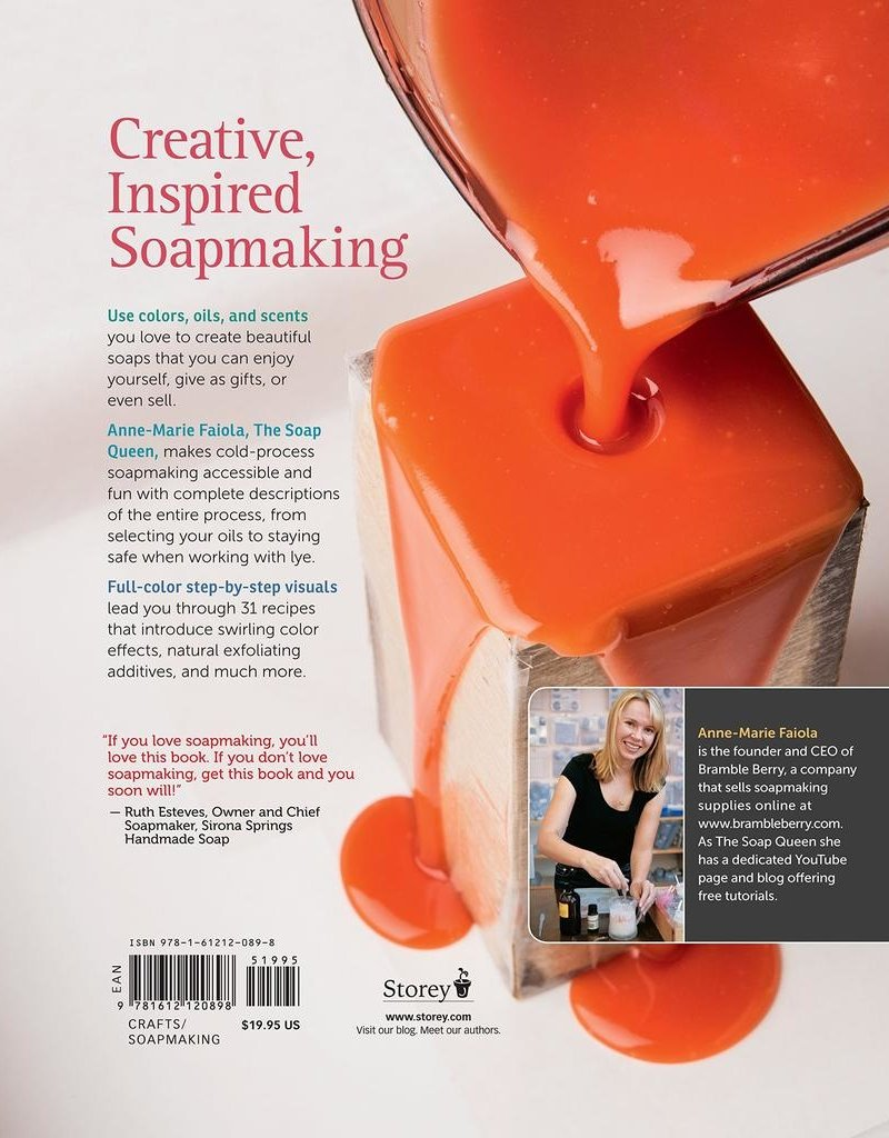 Soapcrafting - Anne-Marie Faiola