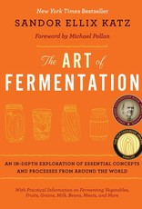 The Art of Fermentation - Sandor Katz