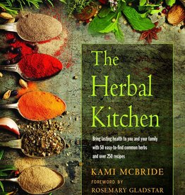 The Herbal Kitchen - Kami McBride