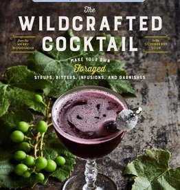The Wildcrafted Cocktail - Ellen Zachos