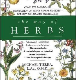 Way of Herbs - Michael Tierra