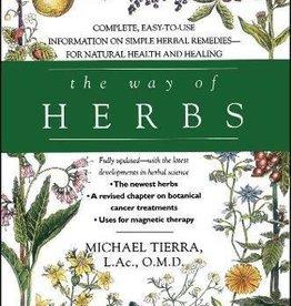 Way of Herbs - Michael Tierra