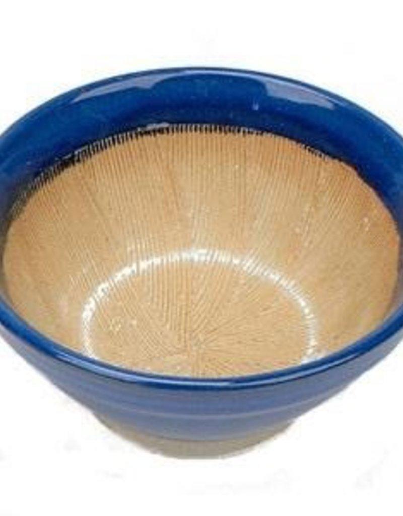 "Suribachi Mortar Bowl, 6"" diameter"