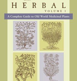 Earthwise Herbal Vol 1: Old World Plants - Matthew Wood