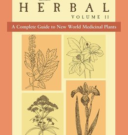Earthwise Herbal Vol 2: New World Plants - Matthew Wood