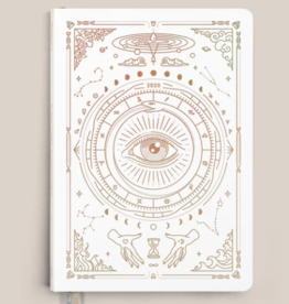 2021 Astriological Planner - White - Magic of I