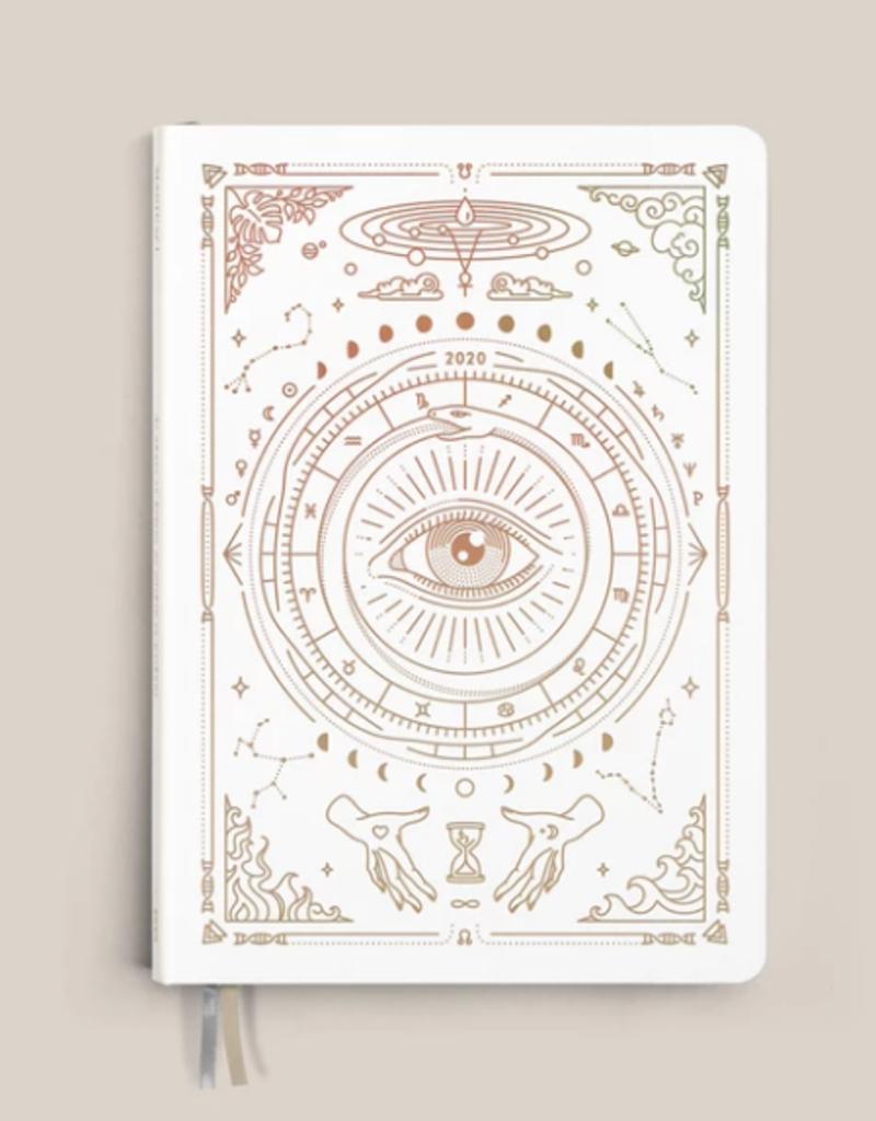 2021 Astriological Planner - White - Magic of I