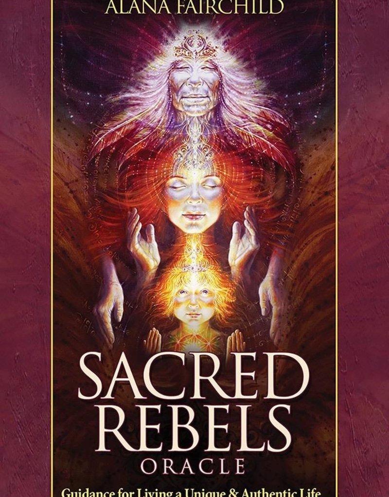 Sacred Rebels Oracle Deck