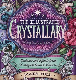 The Illustrated Crystallary - Maia Toll