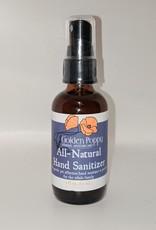 All-Natural Hand Sanitizer - 2 oz.