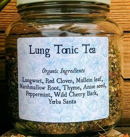 Lung Tonic Tea, Bulk/oz