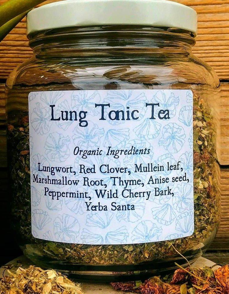Lung Tonic Tea, Bulk/oz