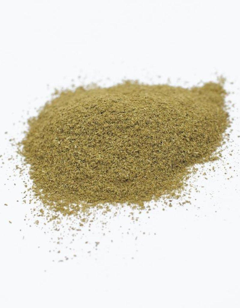 Parsley Leaf Powder, Organic bulk/oz