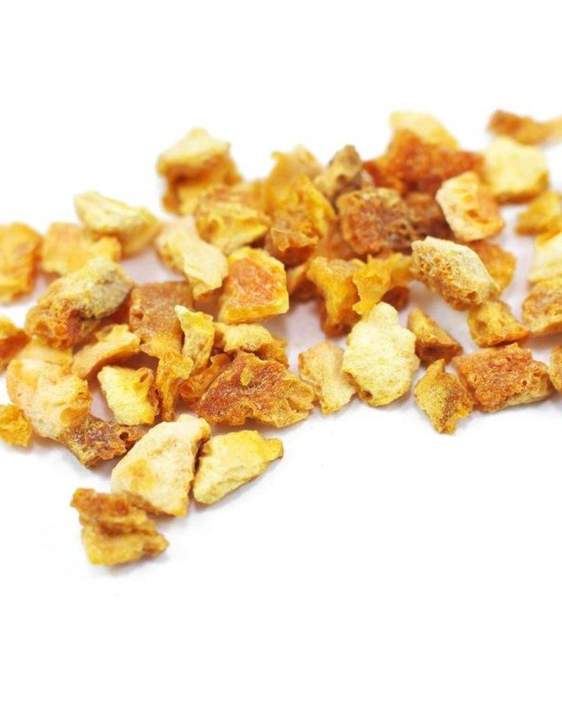 Orange Peel, dried, organic, bulk/oz