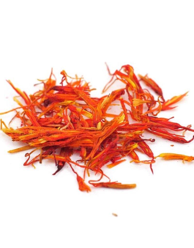 Safflower Petals, bulk/ oz