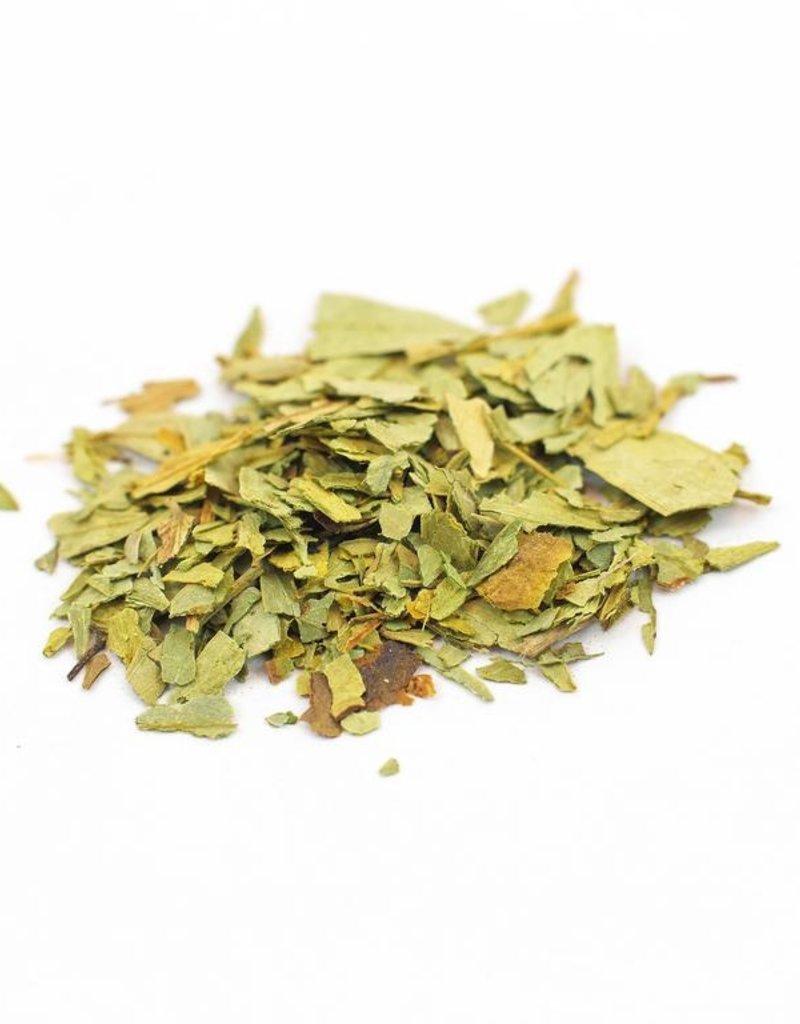 Senna Leaf organic, bulk/oz