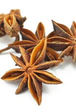 Star Anise organic, bulk/oz