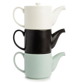 Short Stack Ceramic Tea Pot - The Tea Spot
