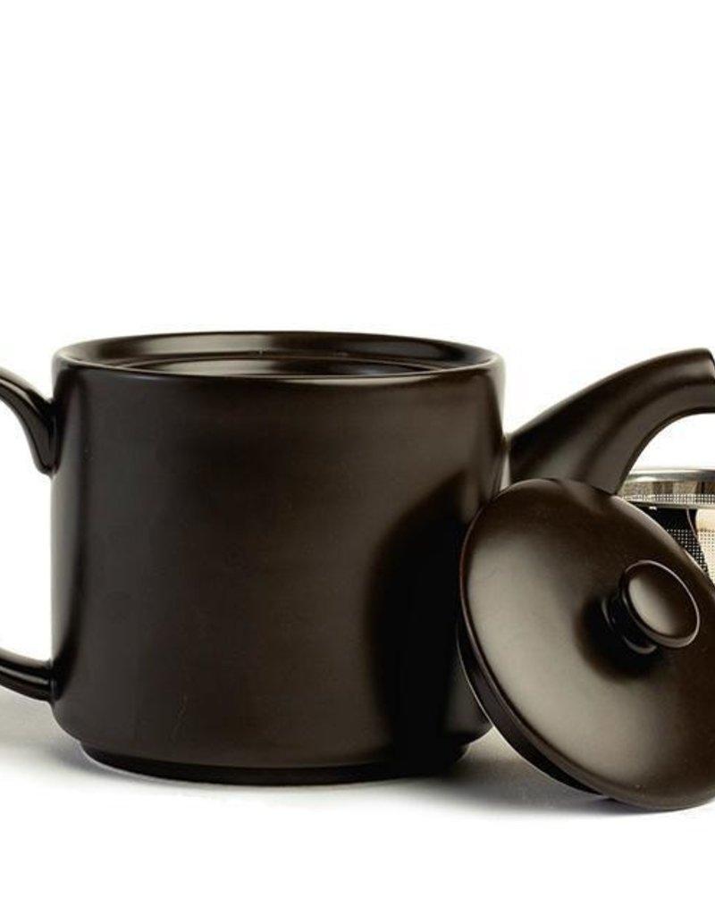 Short Stack Ceramic Tea Pot - The Tea Spot